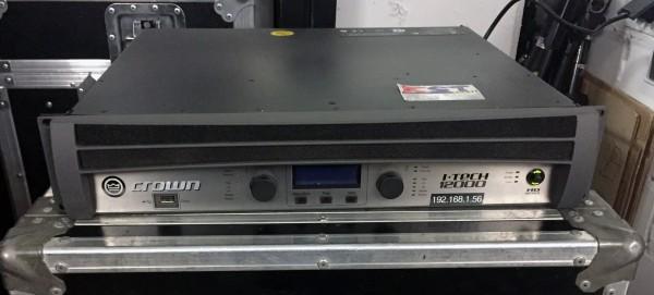 CROWN I-Tech 12000 HD (gebraucht)